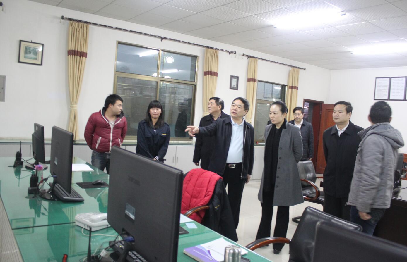 2014年1月,時任懷化市市長李暉蒞臨公司調研.JPG